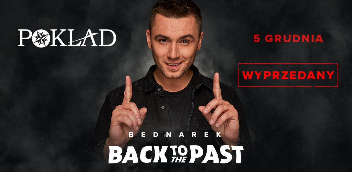 Bednarek - Back to the past